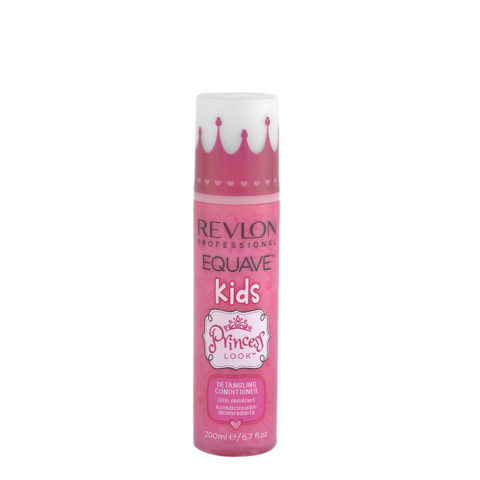 Revlon Equave Kids Princess Look Detangling conditioner 200ml - soin démêlant