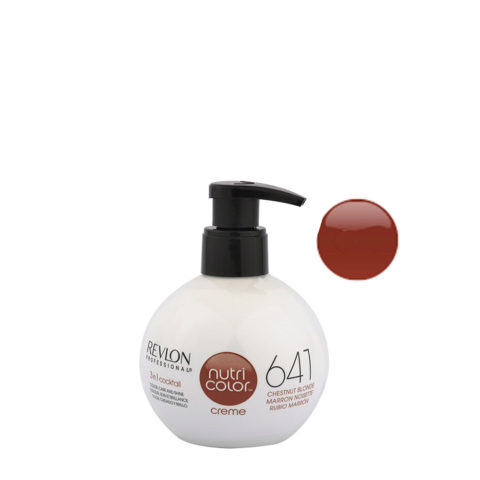 Revlon Nutri Color Creme 641 Blonde châtaigne 270ml