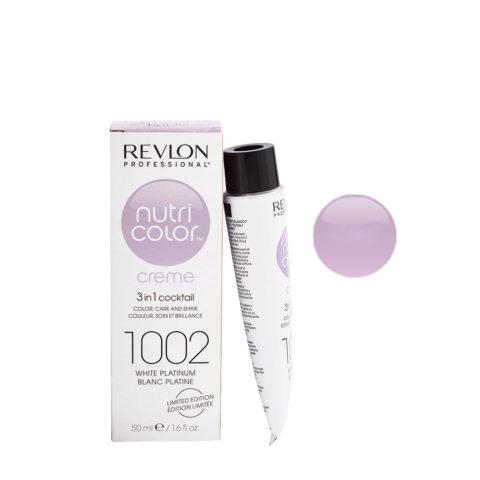 Revlon Nutri Color Creme 1002 Blanc platine 50ml