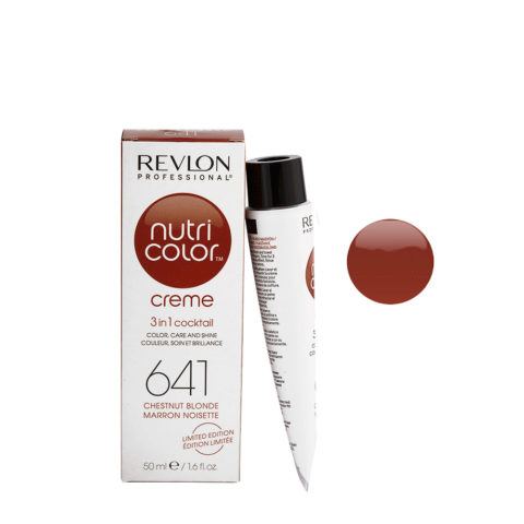 Revlon Nutri Color Creme 641 Blonde châtaigne 50ml