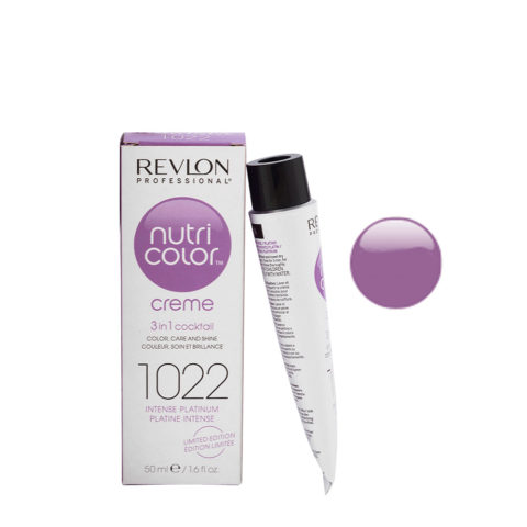 Revlon Nutri Color Creme 1022 Platine intense 50ml