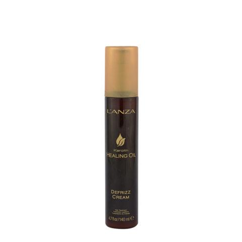 L' Anza Healing Oil De Frizz Cream 140ml - anti - frisottis sérum
