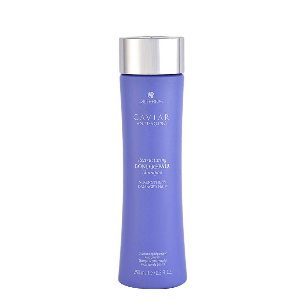 Alterna Caviar Restructuring Bond repair Shampoo 250ml - shampooing reconstructeur
