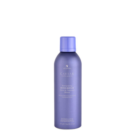 Alterna Caviar Restructuring Bond repair Leave in Treatment Mousse 241ml - mousse réparatrice