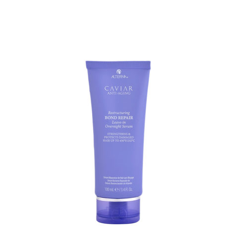 Alterna Caviar Restructuring Bond repair Leave in Overnight Serum 100ml - sérum de nuit