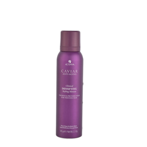 Alterna Caviar Clinical Densifying Styling Mousse 145g - mousse redensifiante