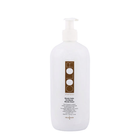 Naturalmente Color Defence Shampoo Blonde Chaud 500ml