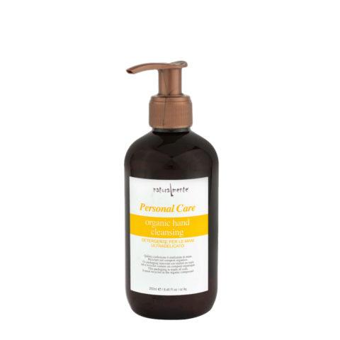 Naturalmente Organic Hand Cleansing 250ml - savon naturel pour les mains