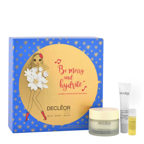 Decléor Be Marry and hydrate.. pour une peau fraiche et lumineuse