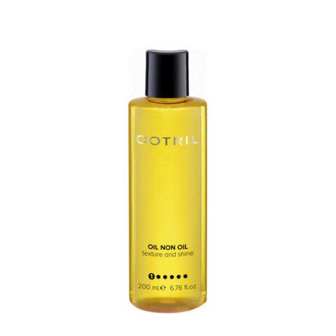 Cotril Creative Walk Oil Non Oil Texture and shine 200ml - Huile De Beauté Pour Cheveux