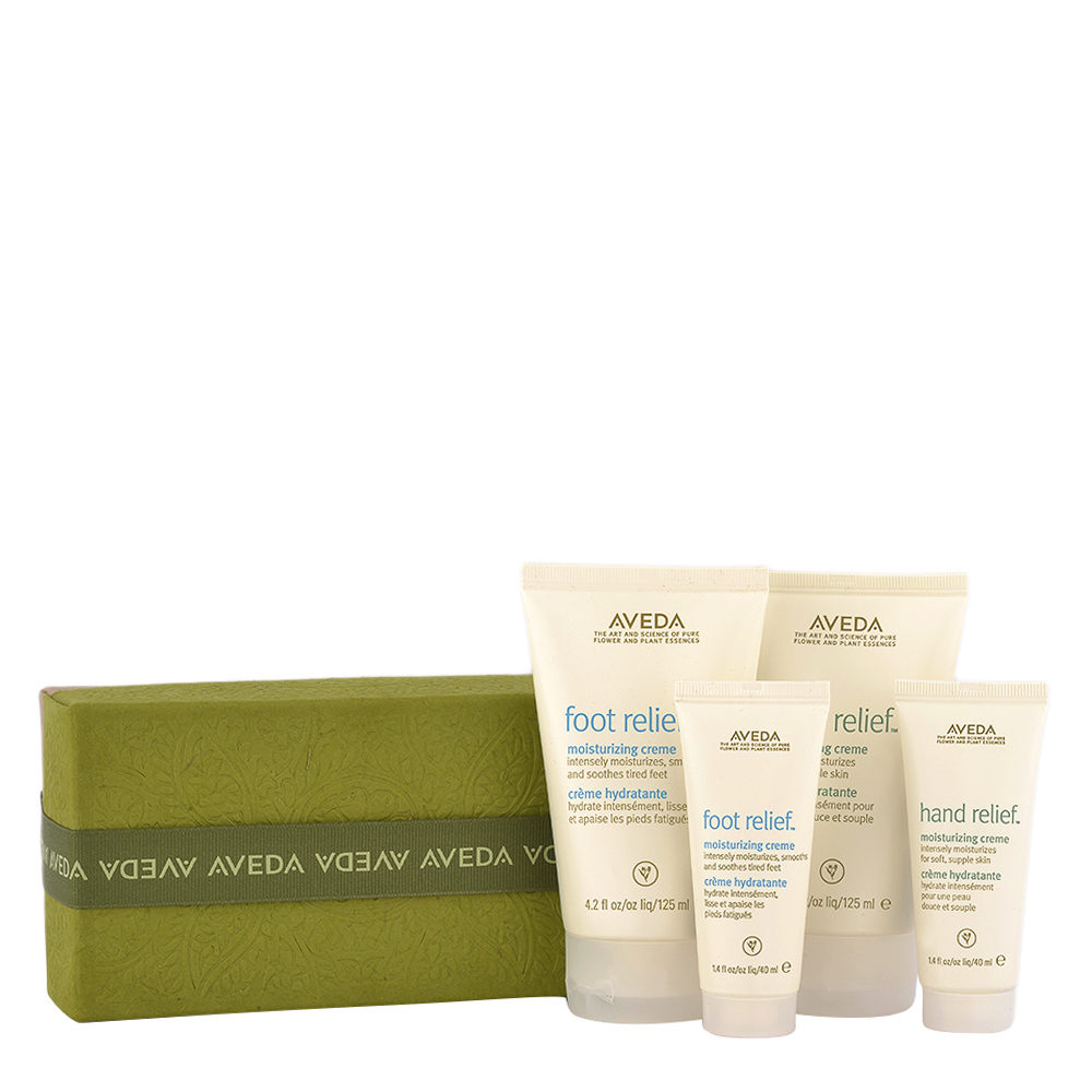Aveda Bodycare Kit A Gift of Renewal - crèmes mains et pieds