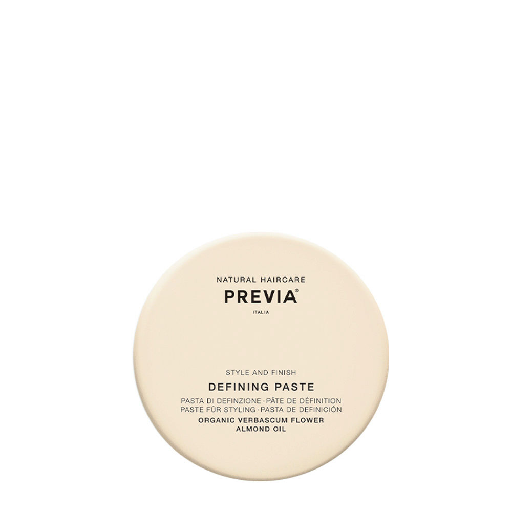 Previa Style and finish Defining Paste 100ml - pâte de definition