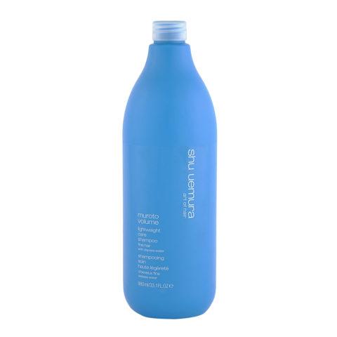 Shu Uemura Muroto Volume Shampoo 980ml - Shampooing volumisant