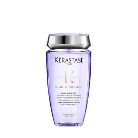 Kerastase Blond Absolu Bain lumiere 250ml - shampooing illuminateur cheveux blondes