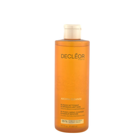 Decléor Aroma Cleanse Bi phase Nettoyant & Demaquillant Soin 400ml