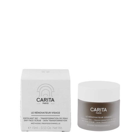 Carita Le Rénovateur Visage exfoliant sec 15ml