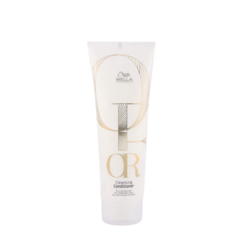 Wella Oil Reflections Cleansing Conditioner 250ml