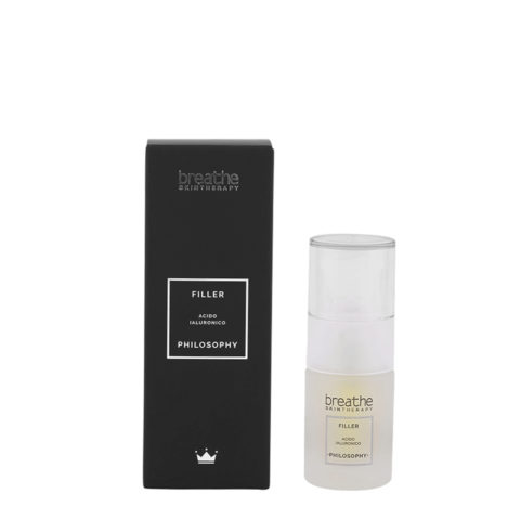 Naturalmente Breathe Philosophy Filler Revolusimant à l'Acide Hyaluronique15ml