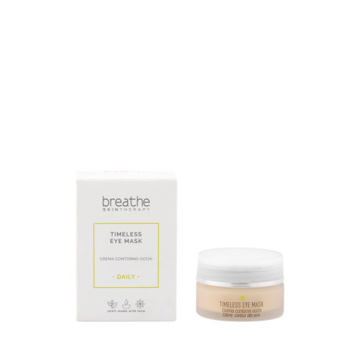 Naturalmente Breathe Timeless Eye Mask 15ml - Crème Contour des Yeux