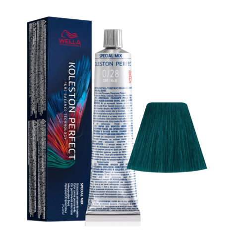 0/28 Blue Mat Wella Koleston perfect Me+ Special Mix 60ml