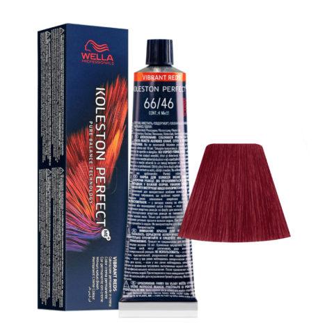 66/46 Blonde Foncé Intense Cuivré Violet Wella Koleston perfect Me+ Vibrant Reds 60ml