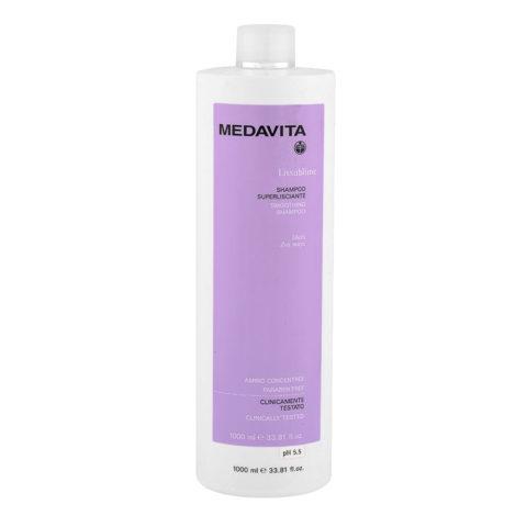 Medavita Longueurs Lissublime Shampooing super-lissant pH 5.5  1000ml