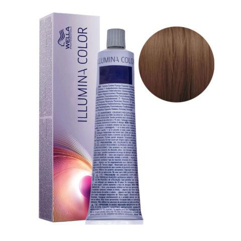 5/7 Brun clair brun Wella Illumina Color 60ml