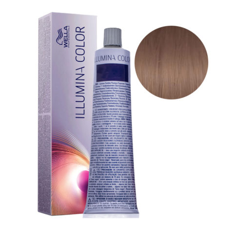 6/19 Blond cendré foncé cendre Wella Illumina Color 60ml
