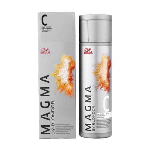 C Clear Powder neutral Wella Magma 120gr