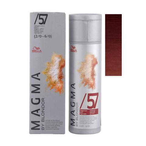 /57 Caju marron Wella Magma 120gr