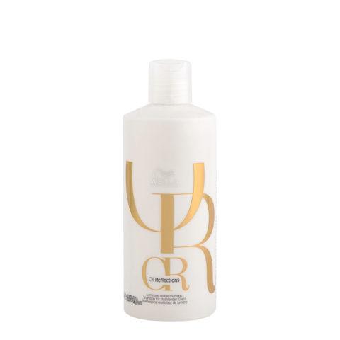 Wella Oil Reflections Shampoo 500ml - shampooing revèlateur de lumière
