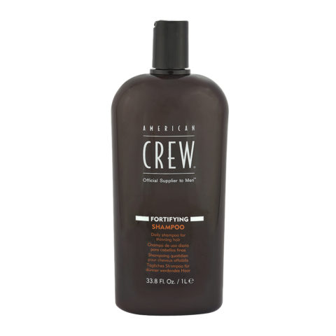American Crew Fortifying Shampoo 1000ml - shampooing fortifiant