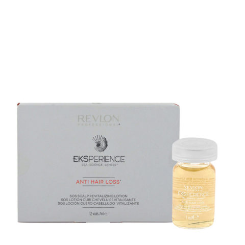Eksperience Anti HairLoss Revitalizing Lotion 12x7ml - Ampoules Anti Chute