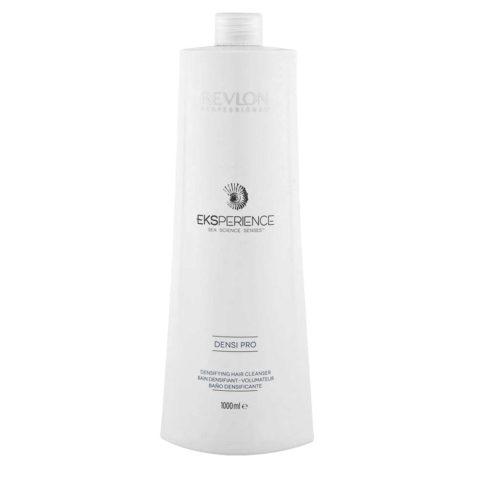 Eksperience Densi Pro Densifying Hair Cleanser Shampoo 1000ml - Shampooing Volumateur