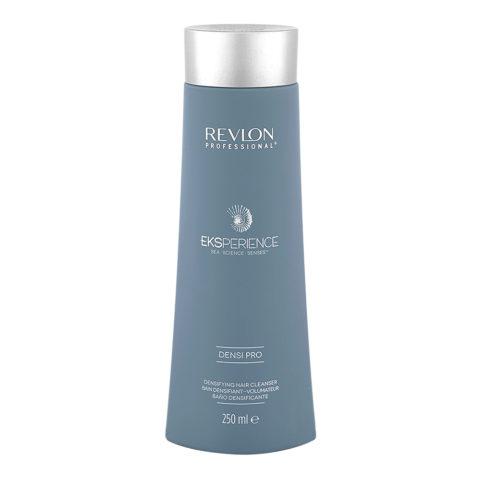 Eksperience Densi Pro Densifying Cleanser Shampoo 250ml - Shampooing Volumateur
