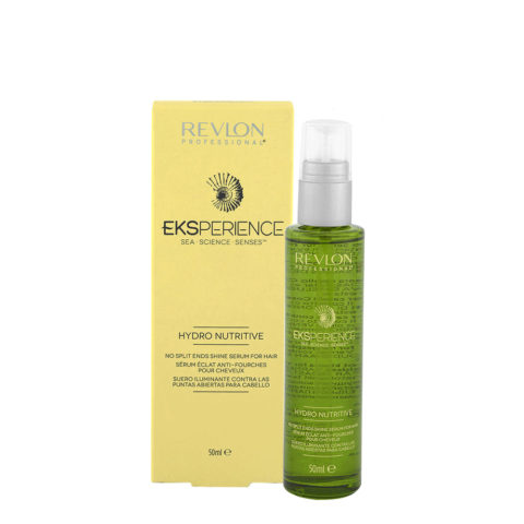 Eksperience Hydro Nutritive No Split Ends Shine Serum 50ml - Contre Des Pointes Fourchues