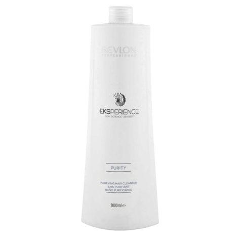 Eksperience Purity Purifying Hair Cleanser Shampoo 1000ml