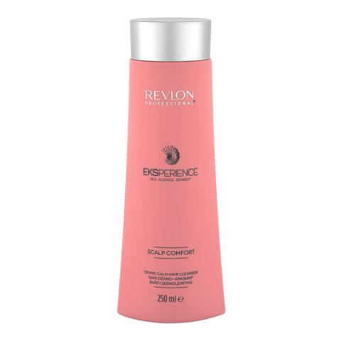Eksperience Scalp Comfort Dermo Calm Cleanser Shampoo 250ml - Pour Cuir Chevelu Sensible
