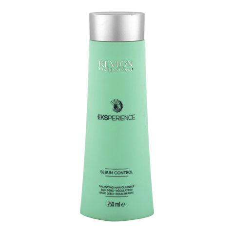 Eksperience Sebum Control Balancing Cleanser Shampoo 250ml - Pour Cuir Chevelu Graisse