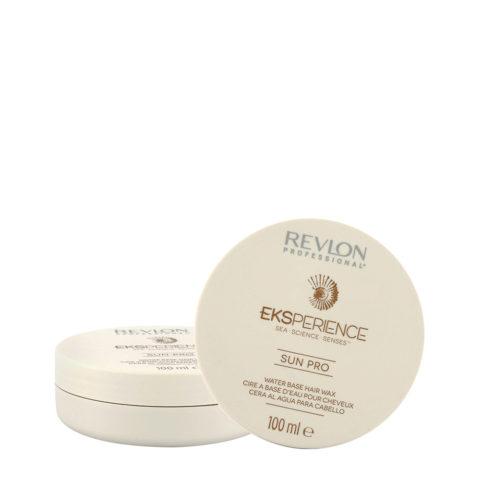 Eksperience Sun Pro Water Base Wax 100ml - Crème Solaire Pour Les Cheveux