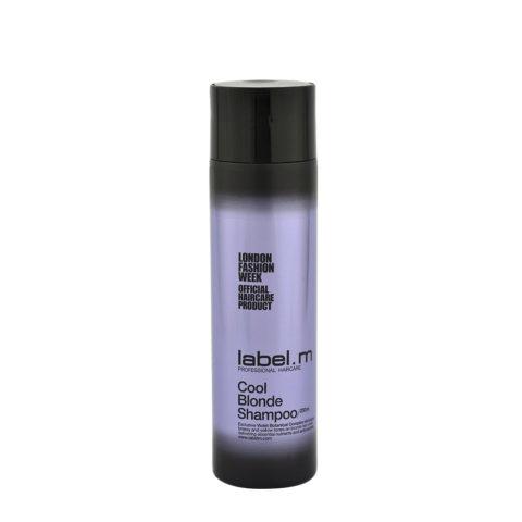 Label.M Cool Blonde Shampoo 250ml