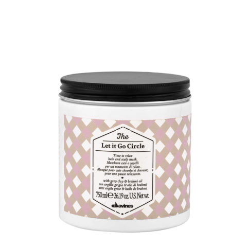 Davines The circle chronicles Let it go circle 750ml - Masque Relaxant