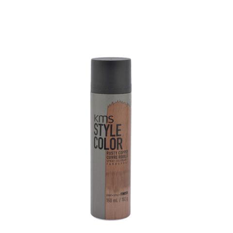 KMS Style Color Rusty copper 150ml - Cheveux Coloration Pulvérisation Cuivré