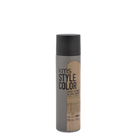 KMS Style Color Dusky blonde 150ml - Cheveux Coloration Pulvérisation Blond Foncé
