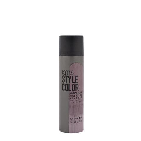 KMS Style Color Vintage blush 150ml - Cheveux Coloration Pulvérisation Rose Pastel