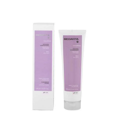 Medavita Lenghts Lissublime Masque super lissant pH 3.5 150ml