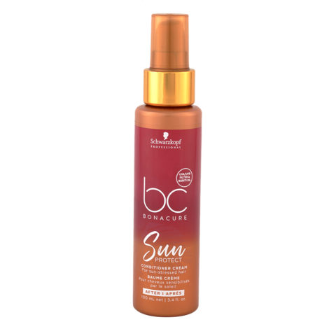 Schwarzkopf Bonacure Sun Protect Conditioner Cream 100ml