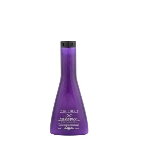 L'Oreal Pro fiber Reconstruct Shampoo 250ml - Shampooing de Reconstruction Profonde