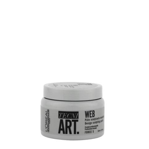 L'oreal Tecni Art Web Sculpting Paste 150ml