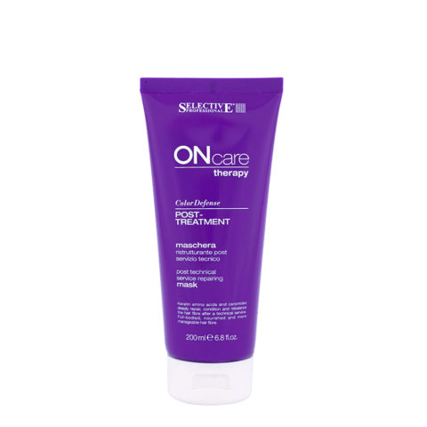 Selective On care Color Defense post-treatment 200ml - masque restructurant